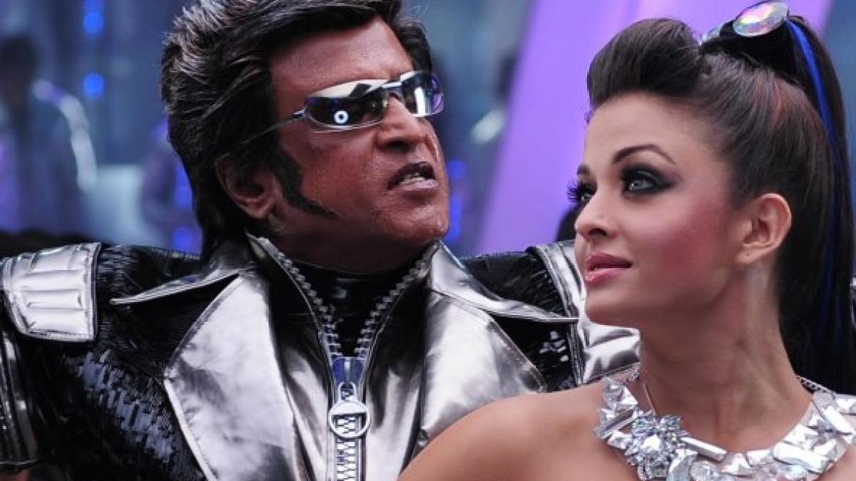 Non-bailable warrant issued against director S Shankar over Rajinikanth, Aishwarya Rai Bachchan's 'Enthiran'