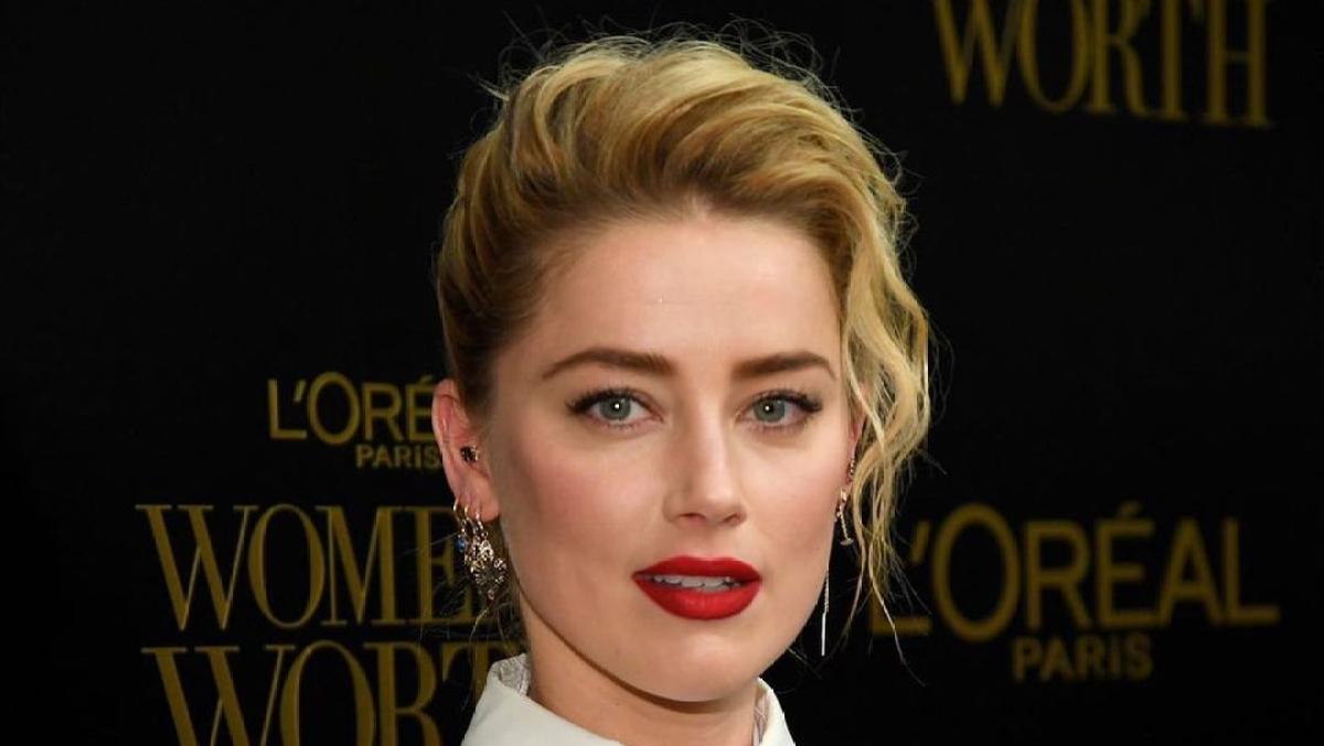 Amber Heard responds to Johnny Depp's $7 million claim