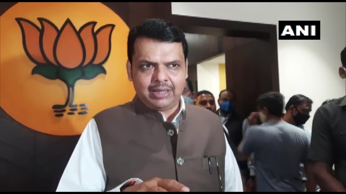 After Maha govt scales down Devendra Fadnavis' security cover, former CM says 'should be given based on threat perception'