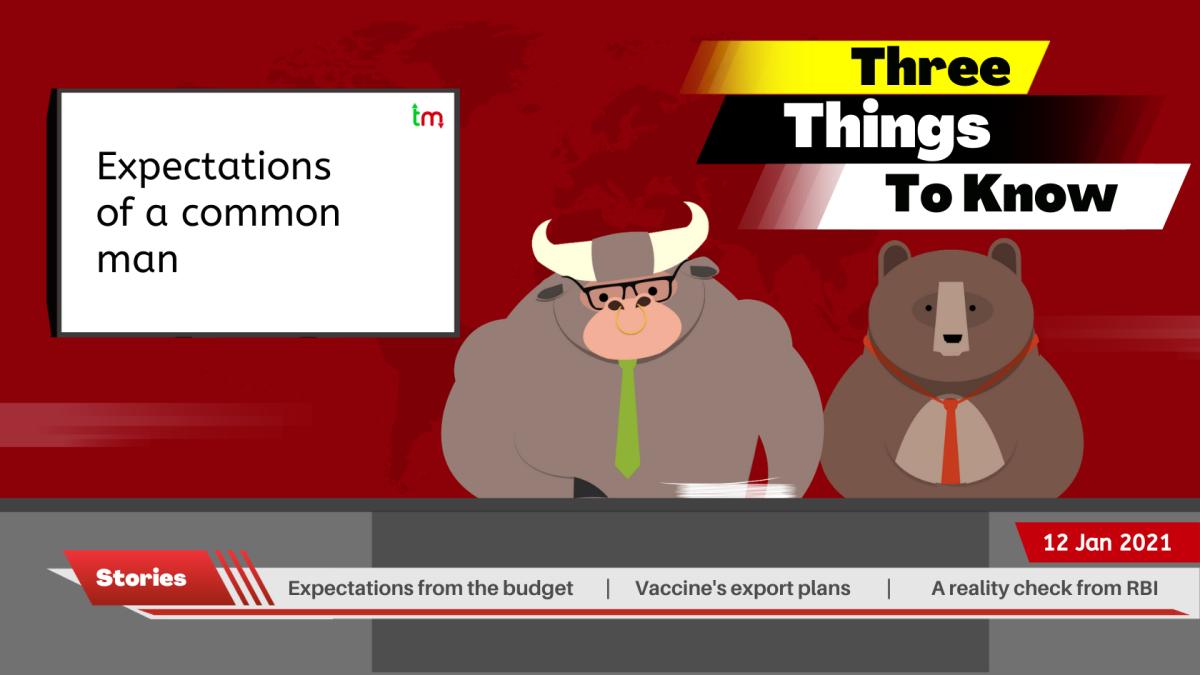 Teji Mandi: Three things investors should know on January 12, 2021