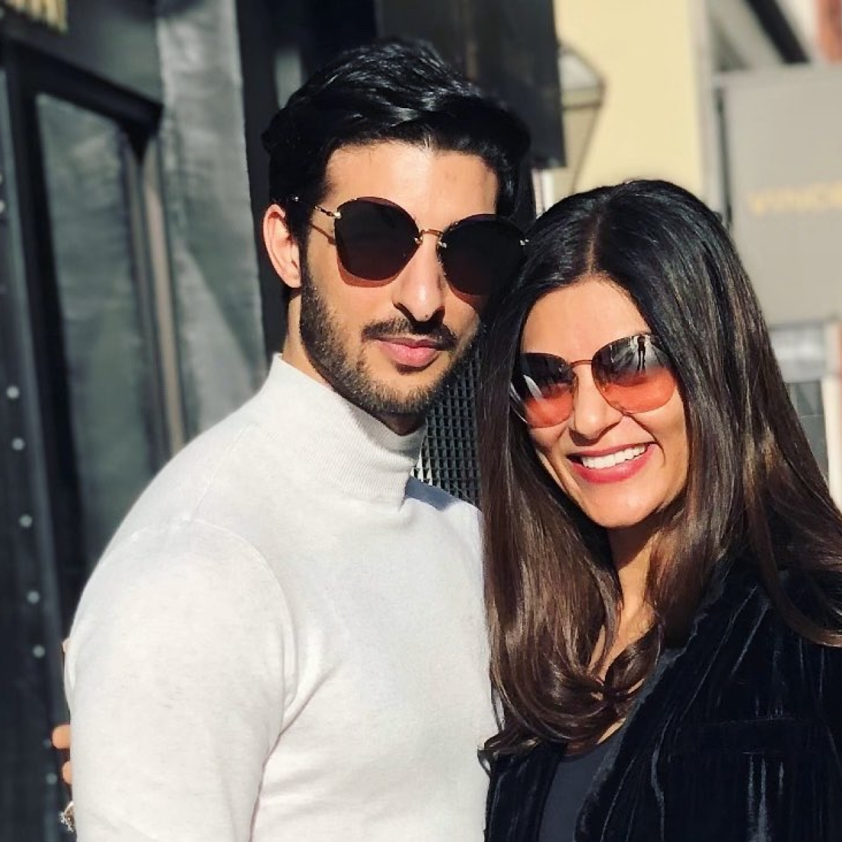 'Rooh se Rooh tak': Sushmita Sen's adorable birthday wish for beau Rohman Shawl