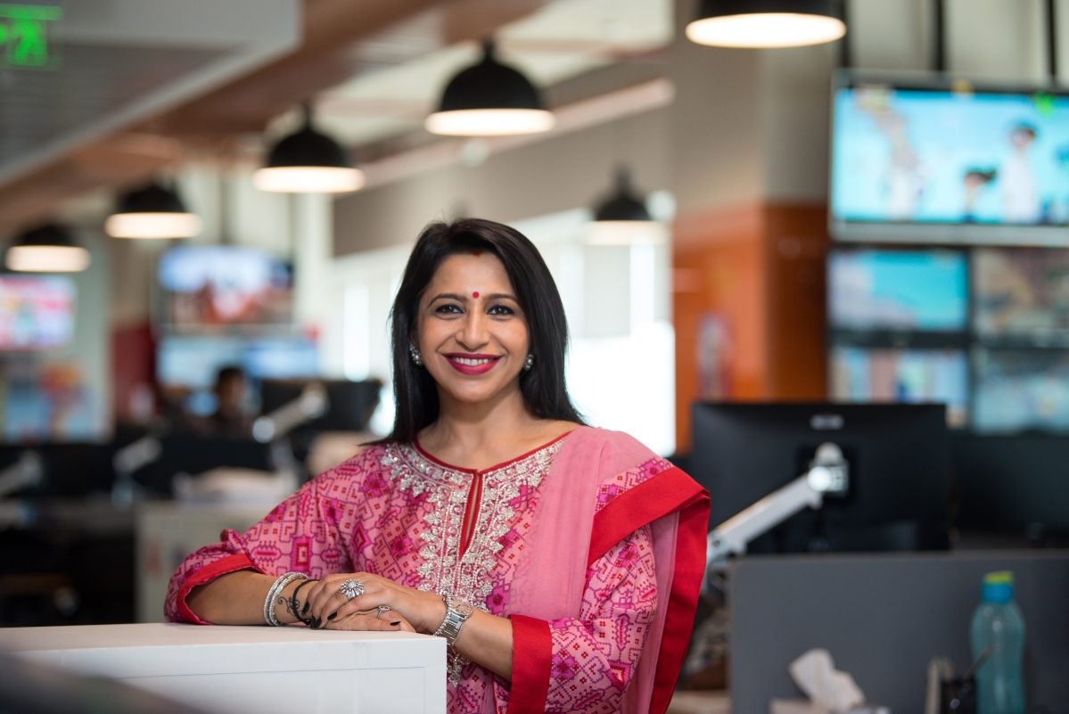 I am a student for life, says Discovery Communications India's Megha Tata to BrandSutra