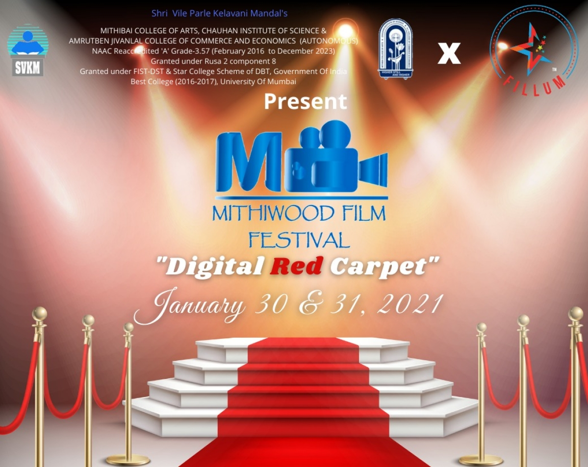 Mithiwood Film Festival at Mithibai College