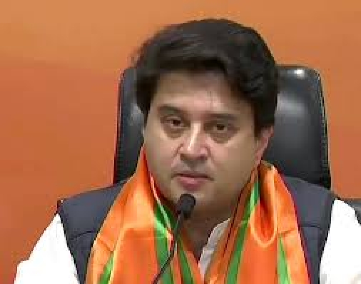 Rajya Sabha MP Jyotiraditya Scindia gets government bungalow in Bhopal after waiting for 3 years