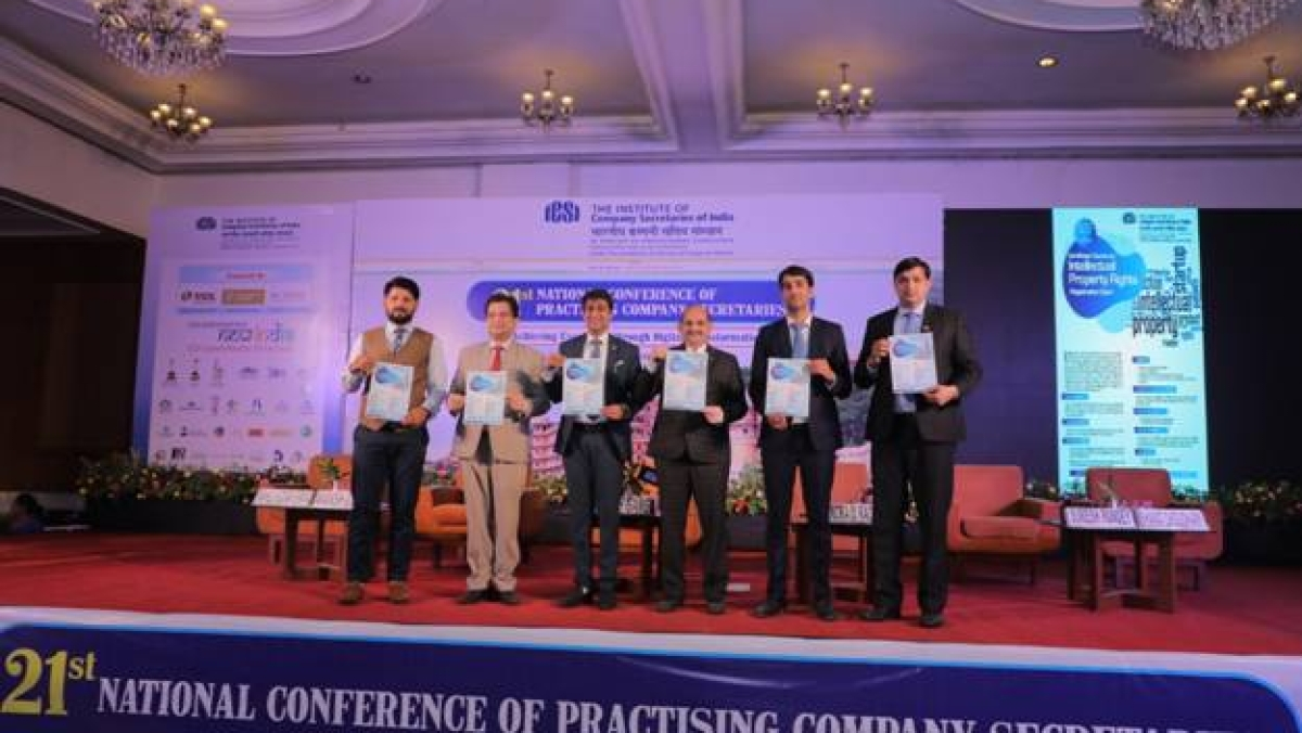 Two days National Conference of Practising Company Secretaries culminates at Udaipur
