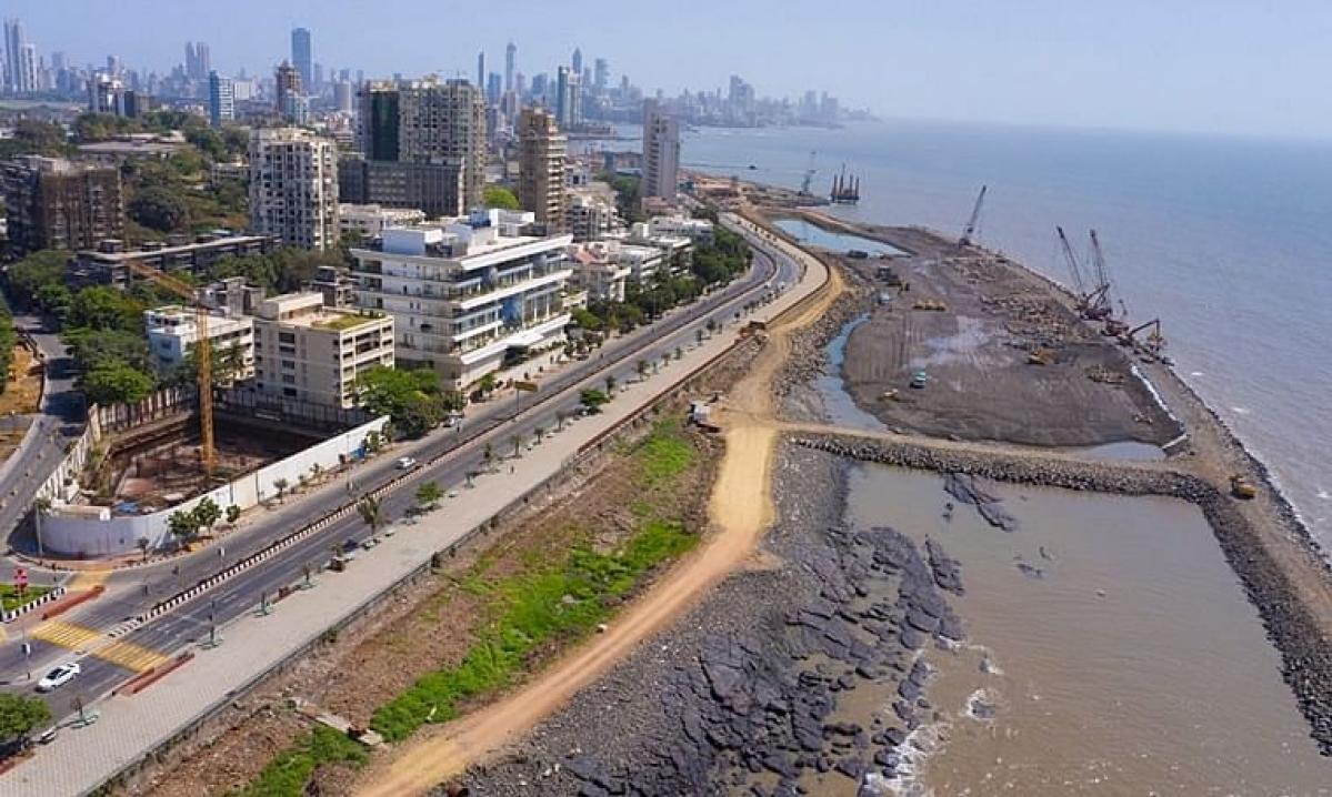 Alternative design of coastal road project proposed to save Parsi Gate