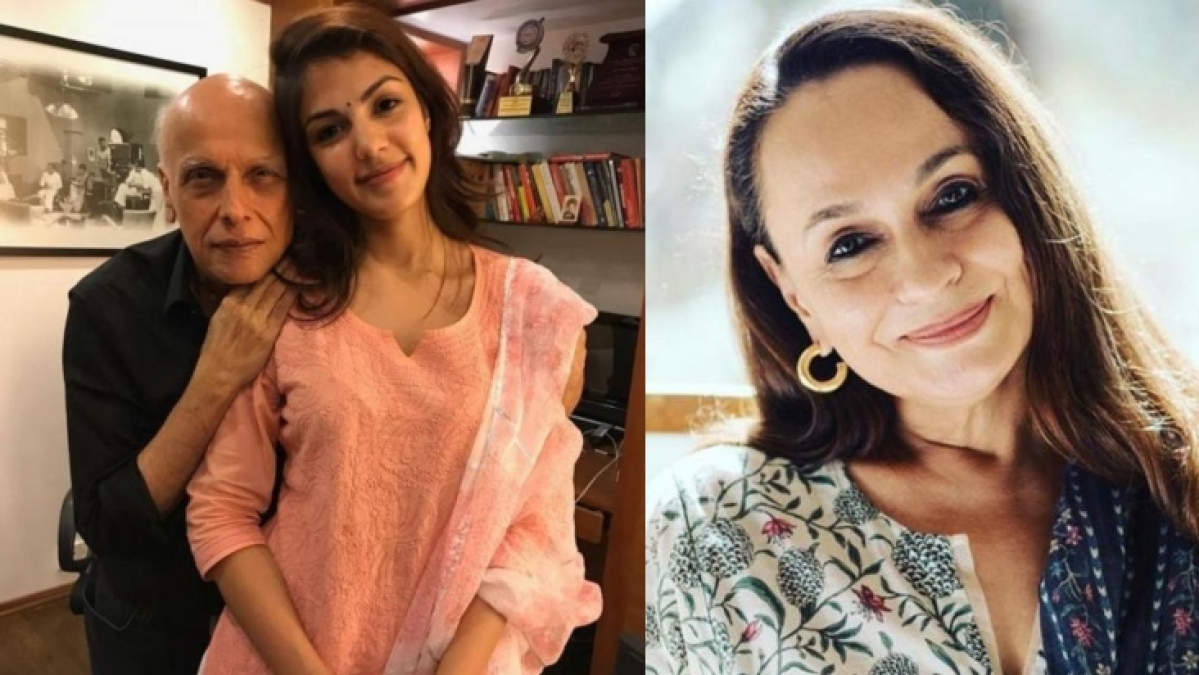 'Rhea Chakraborty was an innocent victim of a very twisted design': Soni Razdan