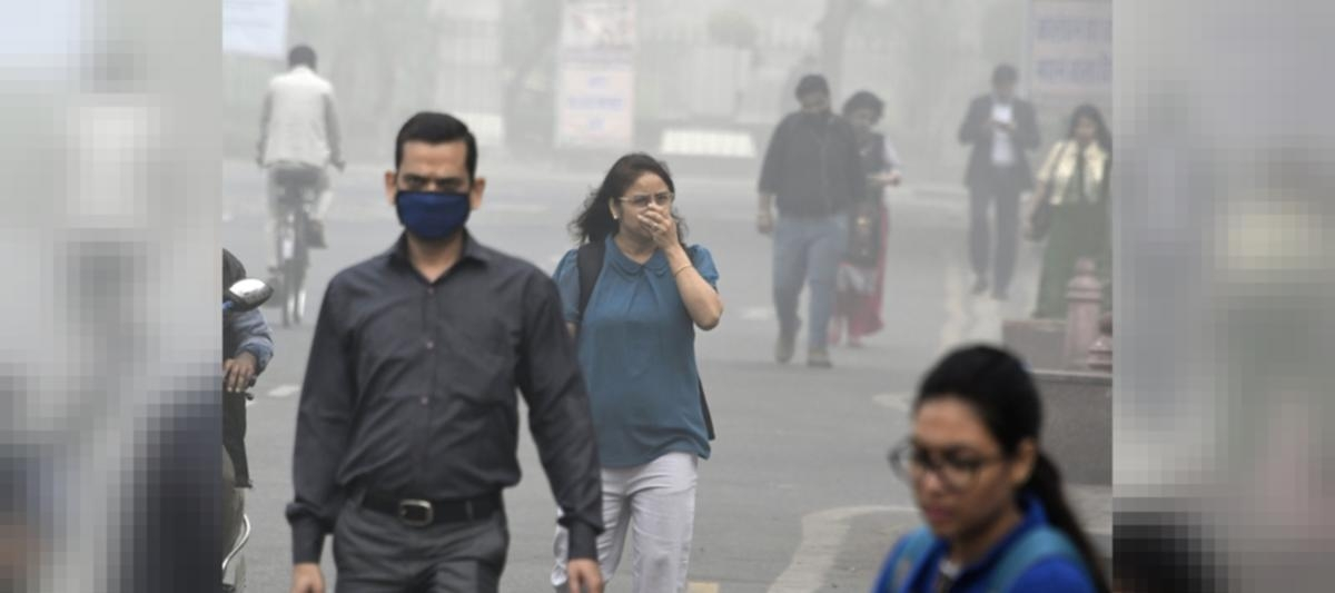 City's air quality index continues to worsen, crosses 300-mark