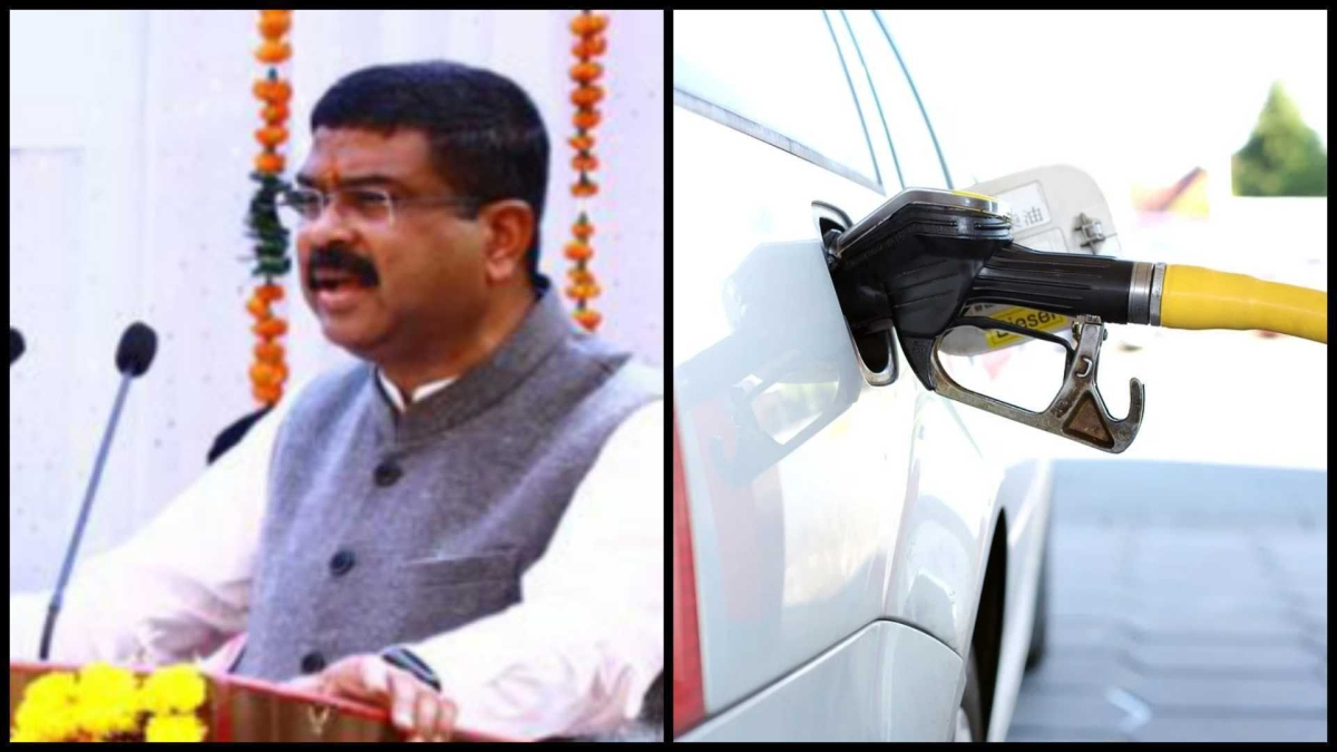 Hike in fuel prices due to lower production amid COVID-19, says Dharmendra Pradhan