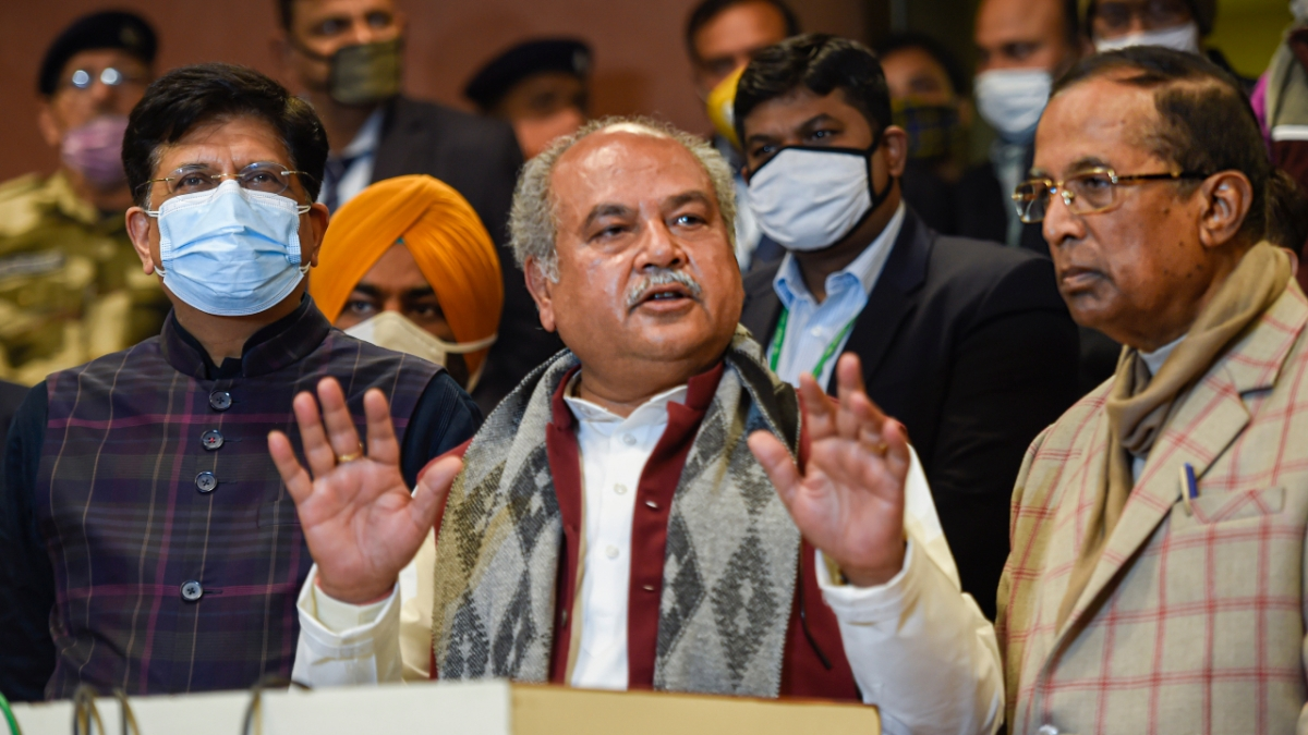 Stopped adulteration, so mustard oil is expensive: Agriculture Minister Narendra Singh Tomar