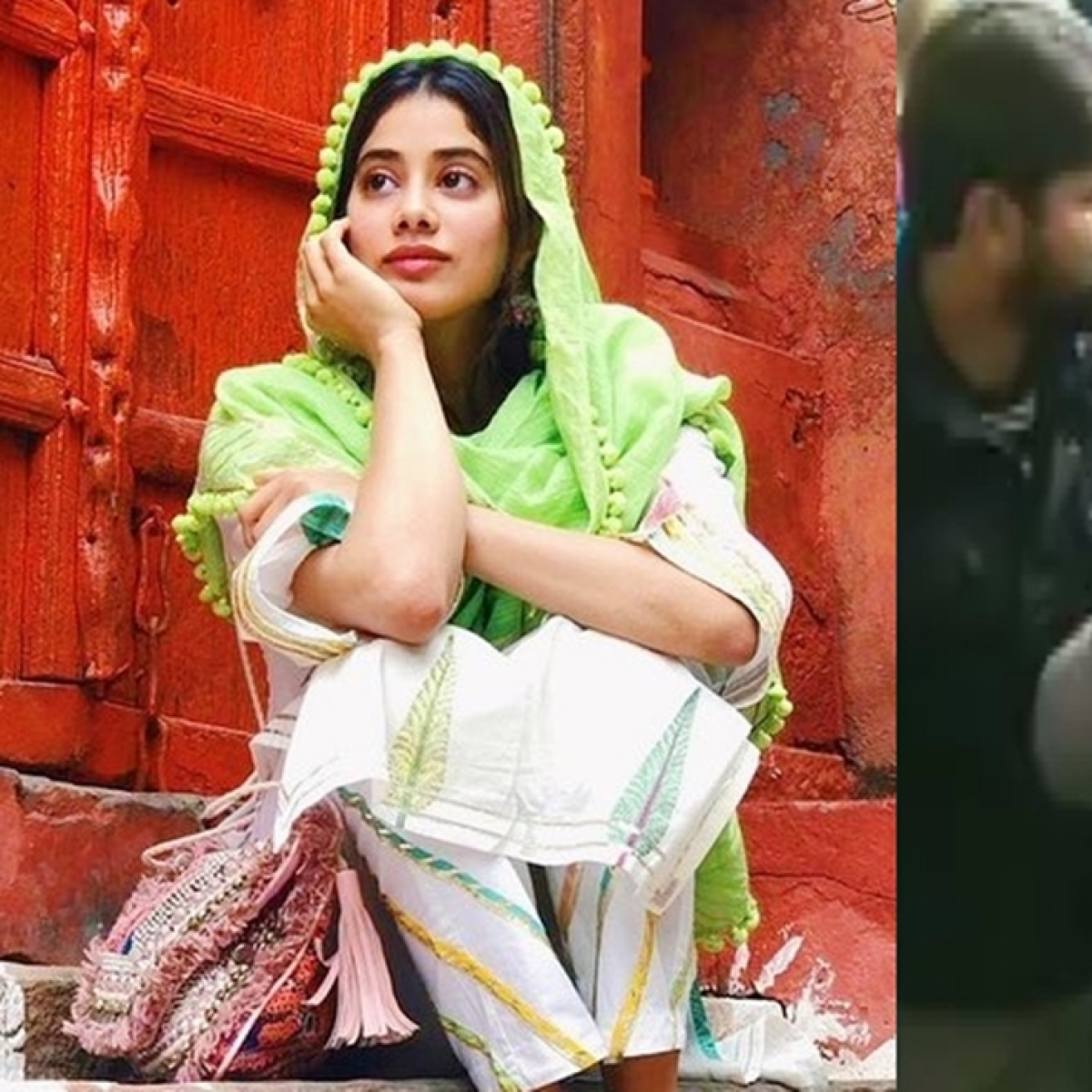 Farmer groups disrupt Janhvi Kapoor's film shoot in Punjab, demand to know her opinion on farm laws