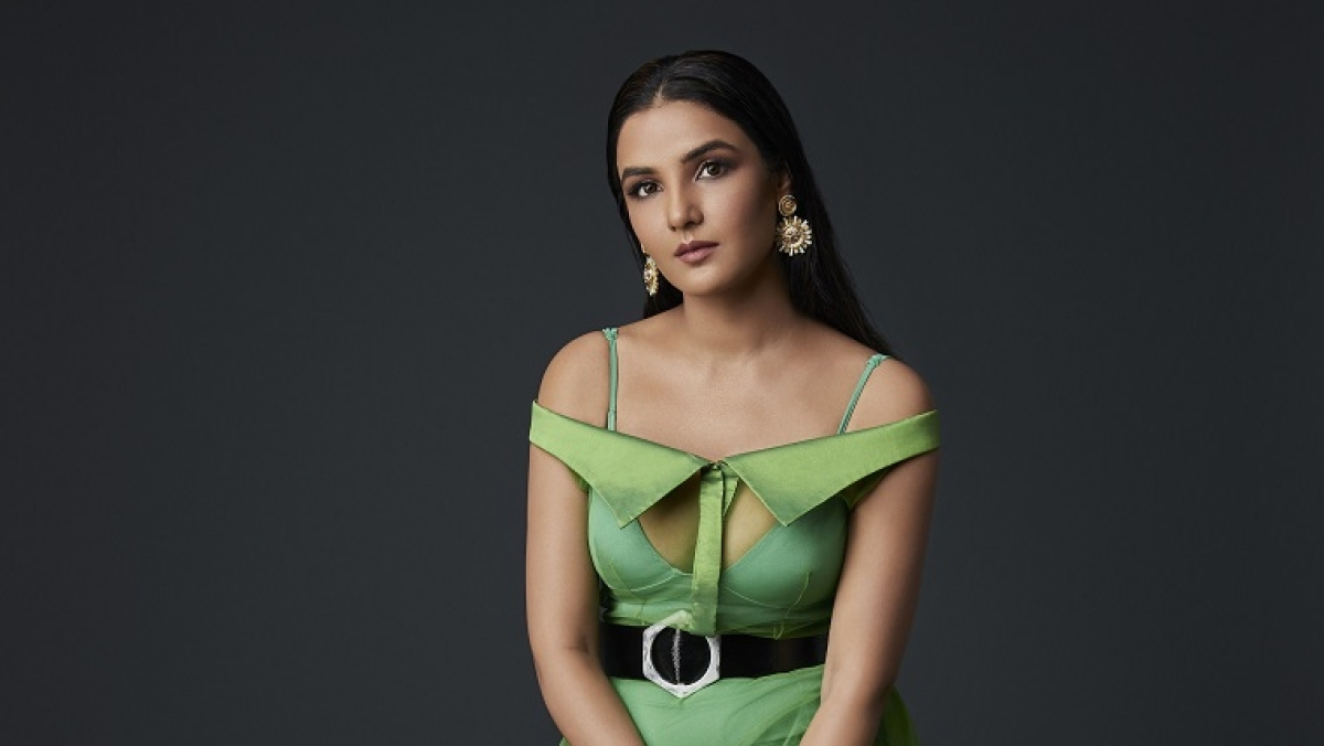 Television actor Jasmin Bhasin gets candid about her stint in Bigg Boss and boyfriend Aly Goni