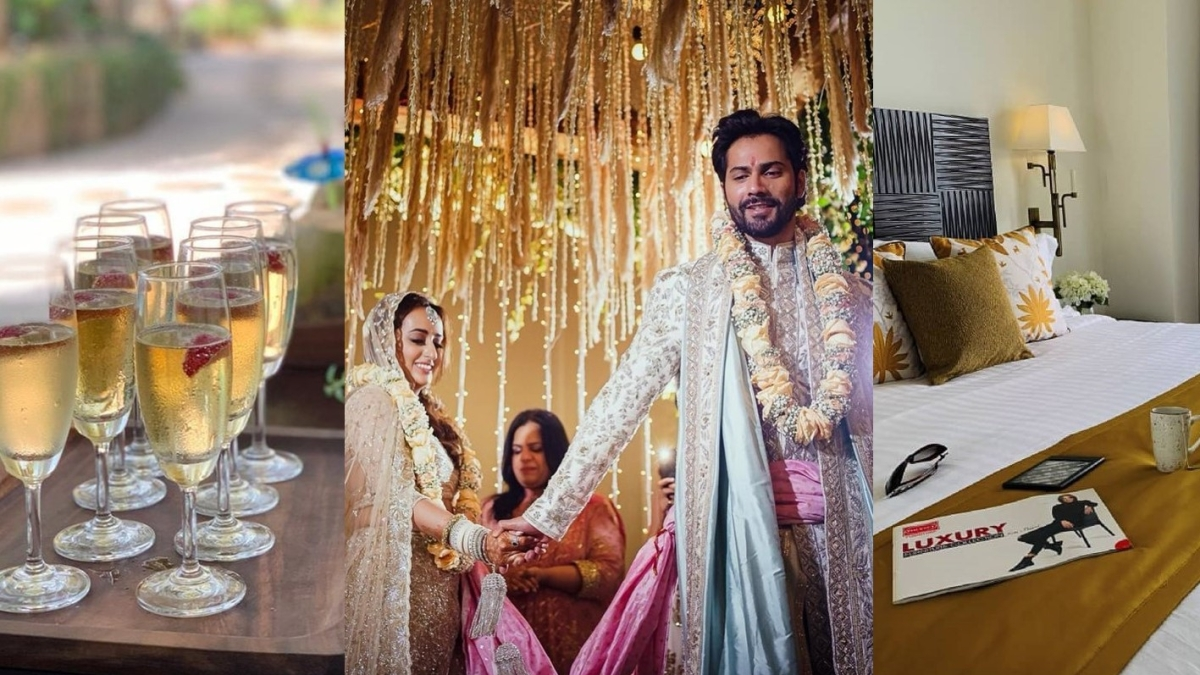 Want to get married like Varun Dhawan at The Mansion House in Alibaug? Here's how much it costs per night