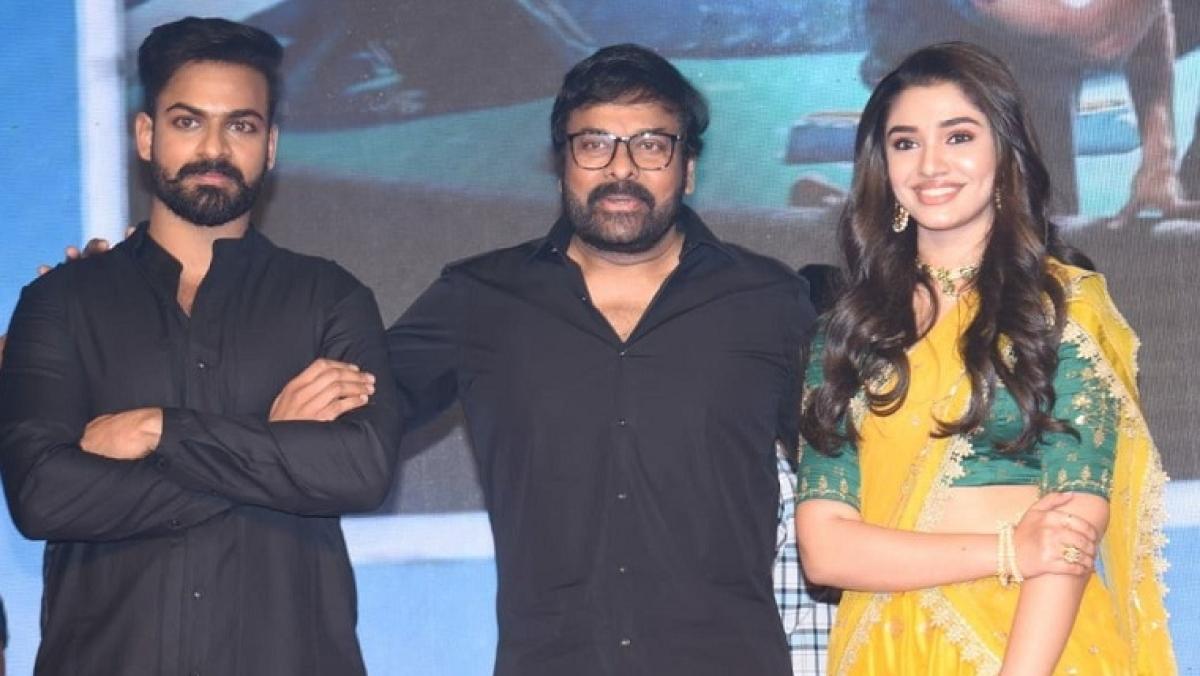 Chiranjeevi's nephew, Vaishnav Tej, speaks about his Telugu debut film 'Uppena'