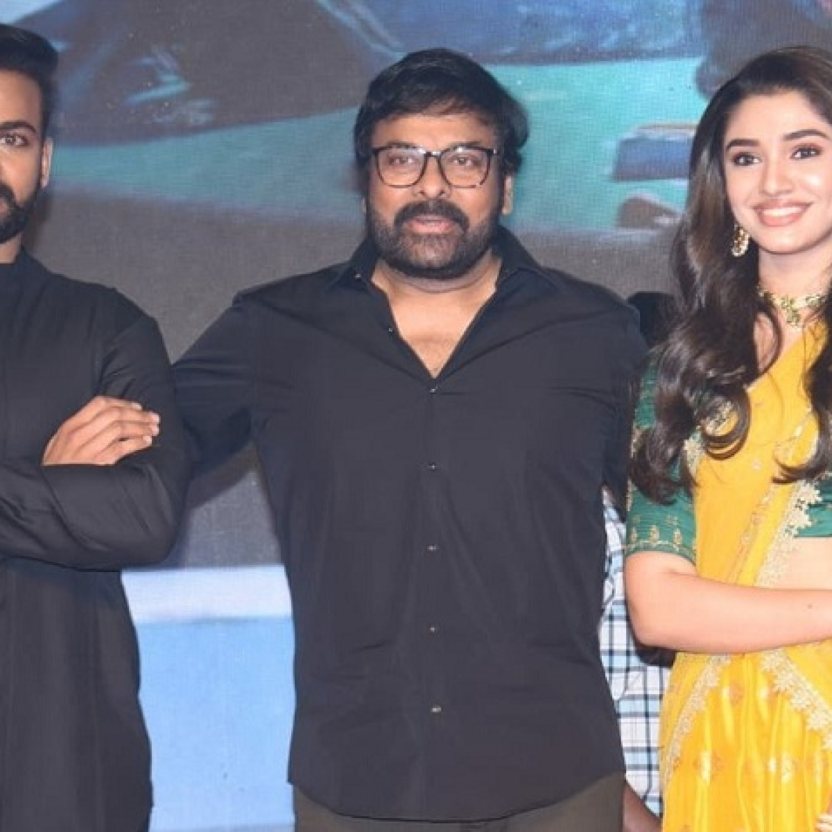 Chiranjeevi's nephew, Vaishnav Tej, speaks about his Telugu debut film 'Uppena'