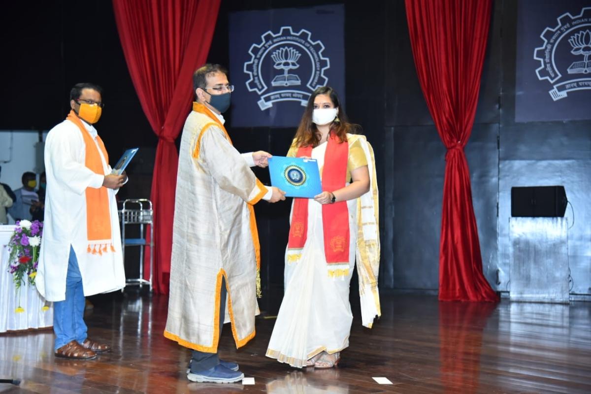 Mumbai: IIT Bombay awards degrees to 178 students
