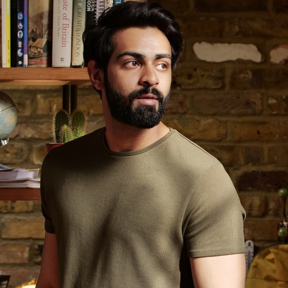 Debutant Anmol Thakeria Dhillon shares his experience of meeting Sanjay Leela Bhansali for the first time