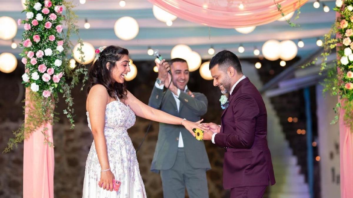 In Pics: Aamir Khan's niece Zayn Marie ties the knot; wedding officiated by Imran Khan