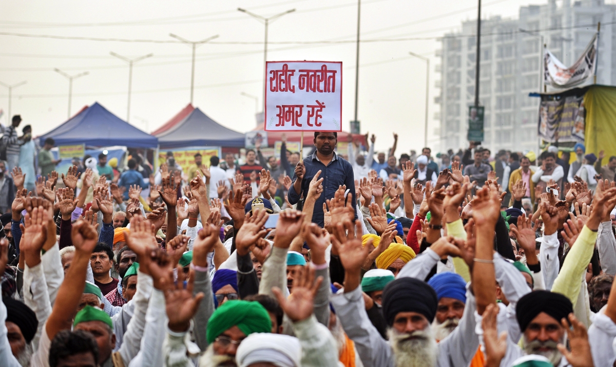 Farmers' protest: FCI offices across country to be gheraoed on April 5, says Samyukta Kisan Morcha