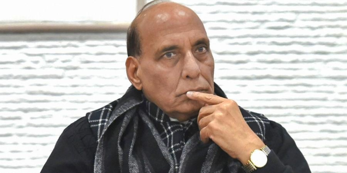 India has potential to be reliable arms supplier: Rajnath Singh