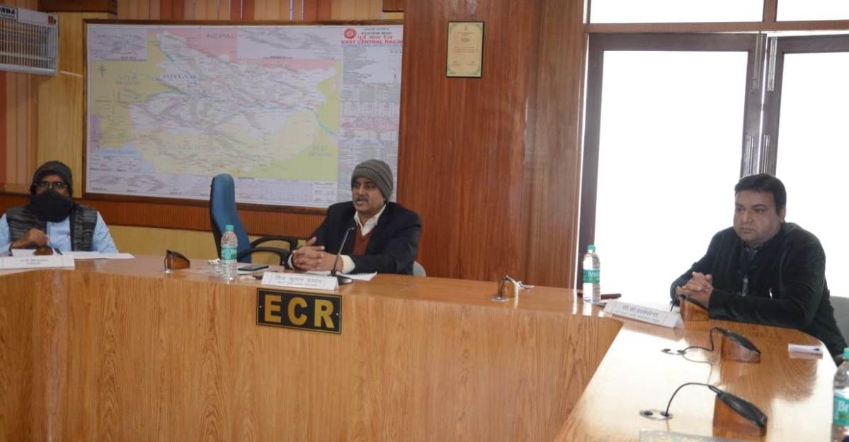 Safety Seminar organised in East Central Railway