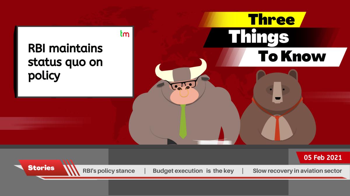 Teji Mandi: Three things investors should know on February 5, 2021