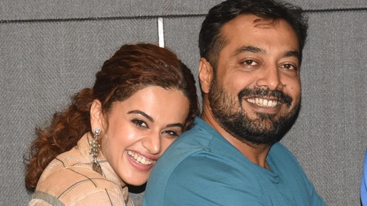 Anurag Kashyap, Taapsee Pannu to reunite for thriller 'Dobaaraa'