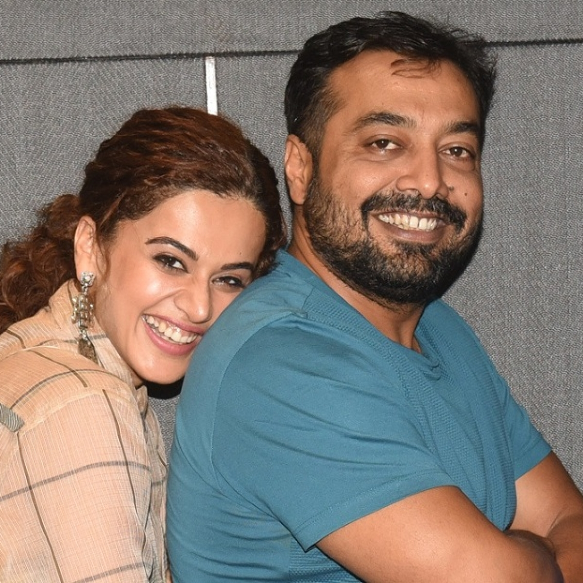 Taapsee Pannu, Anurag Kashyap to team up for a new film?