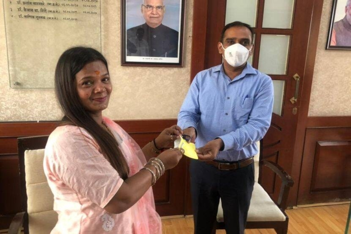 Maharashtra: Palghar Zilla Parishad president fined for not wearing mask