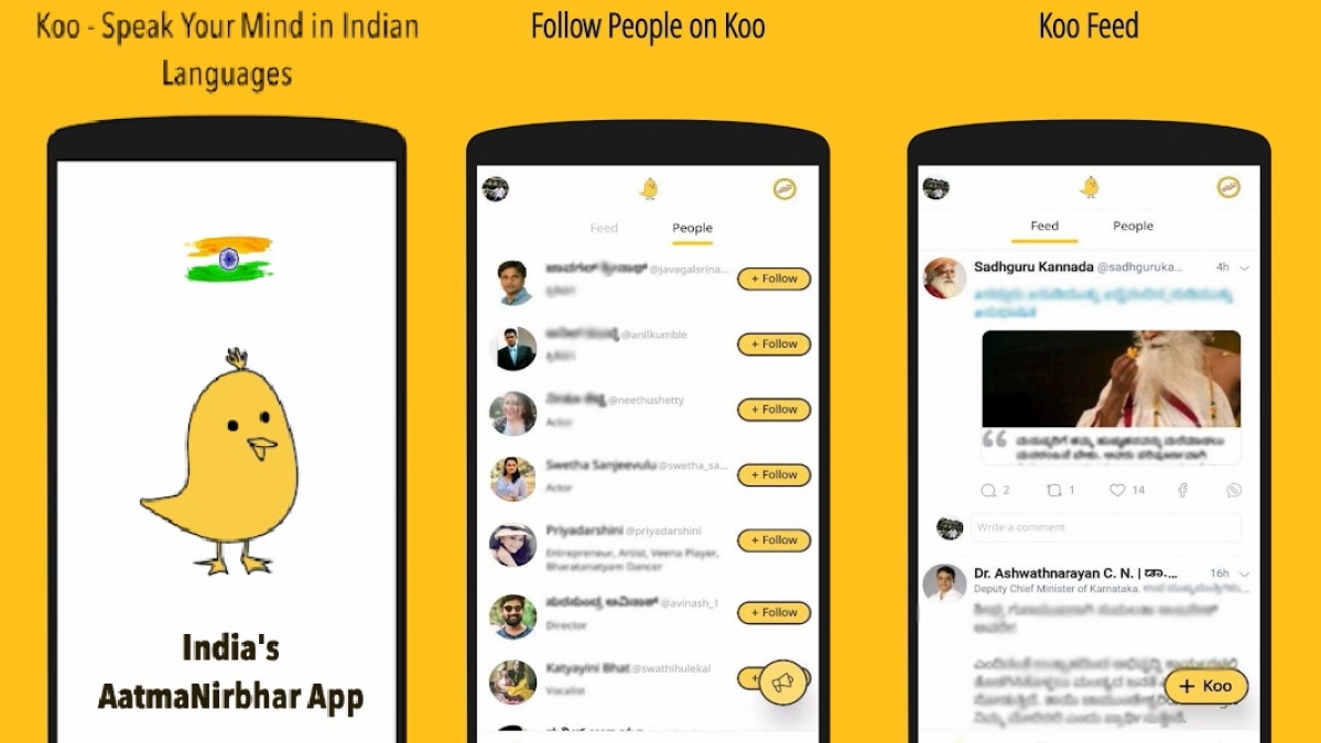 Indian Twitter rival Koo raises $30 mn funding led by Tiger Global