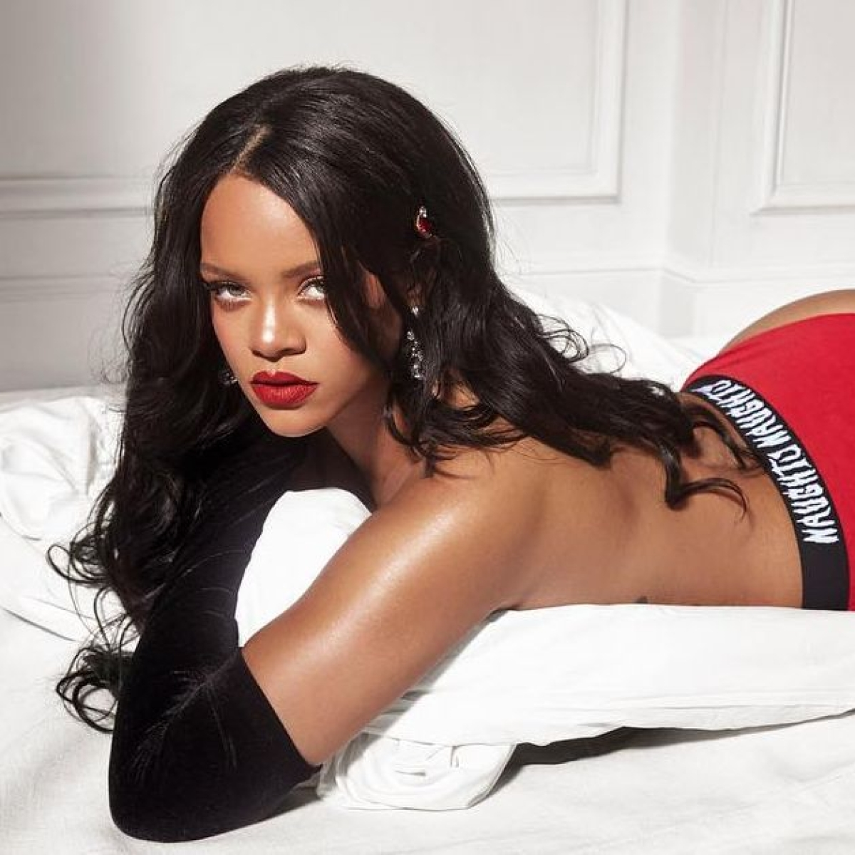 Did you know? Rihanna has a text from Bhagavad Gita tattooed on her hip