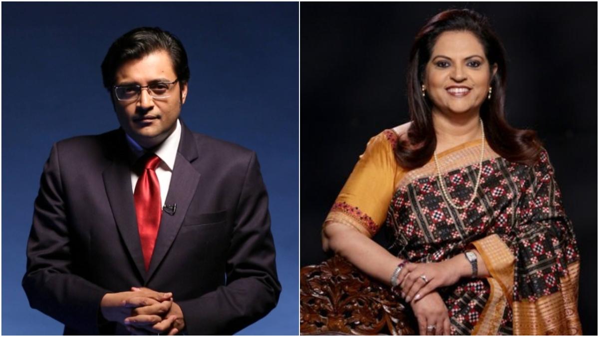 Delhi court takes cognizance of Republic TV's defamation case against Times Now anchor Navika Kumar