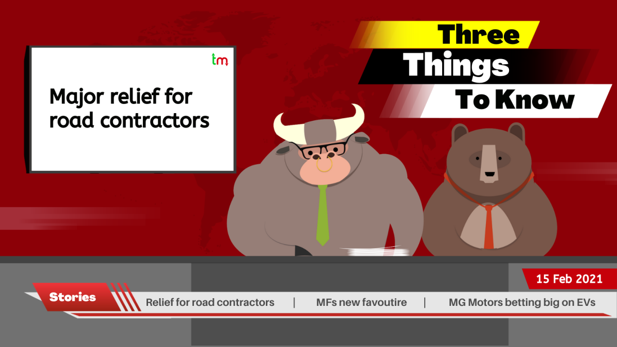 Teji Mandi: Three things investors should know on February 15, 2021