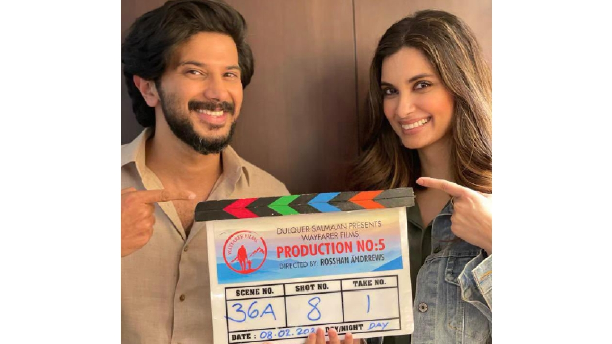 Diana Penty announces Malayalam debut, to be seen opposite Dulquer Salmaan