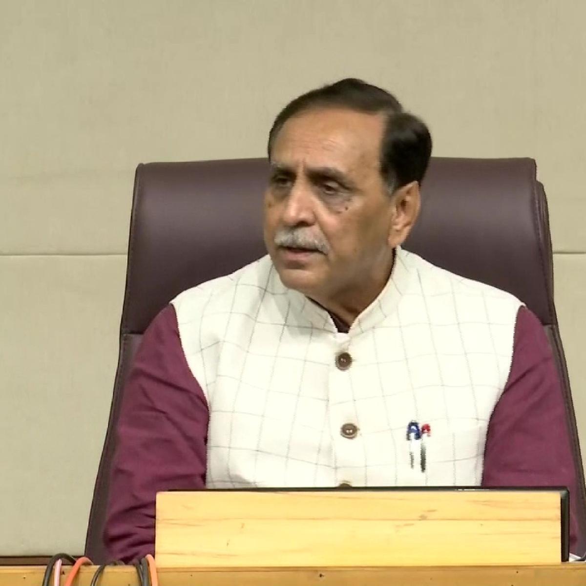 Cyclone Tauktae: Gujarat CM Vijay Rupani instructs Ministers to reach Bharuch, review preparedness
