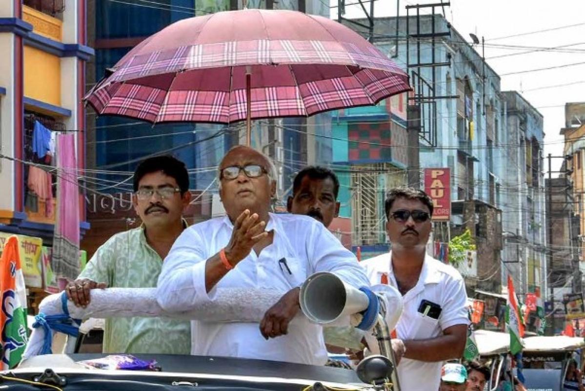 TMC MP Saugata Roy