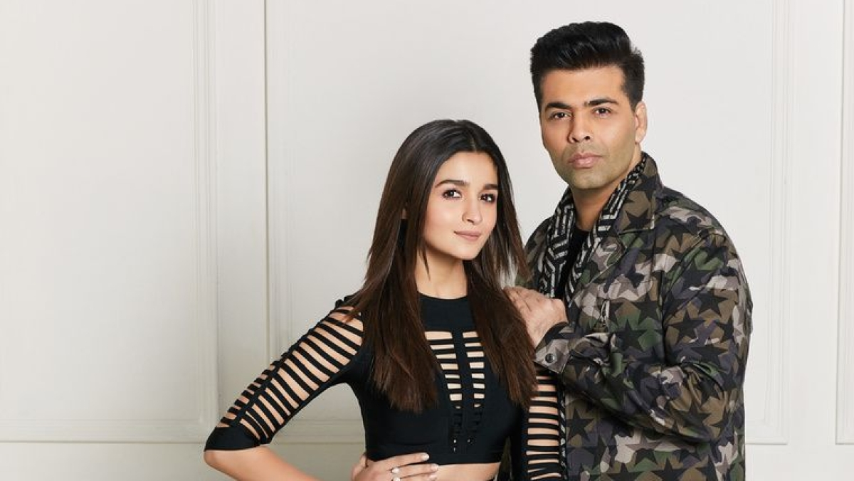 'Super proud of you baby girl': Karan Johar on teaser of Alia Bhatt's 'Gangubai Kathiawadi'