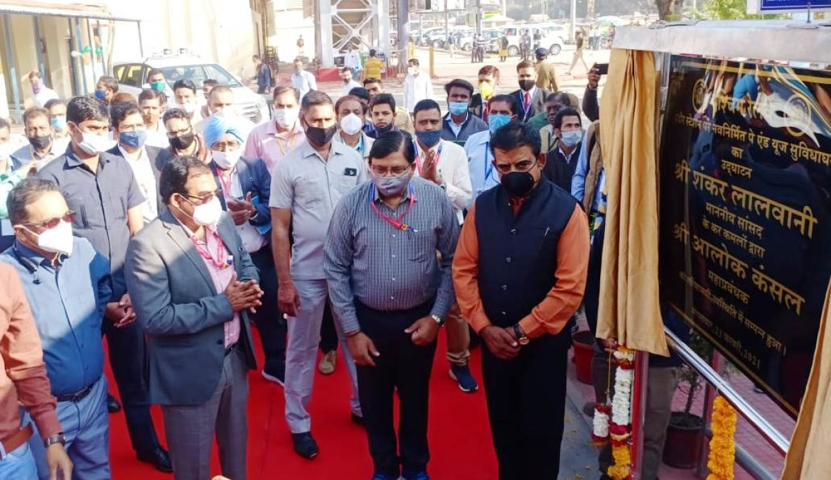 Indore: Train to Ajmer soon promises western railway general manager