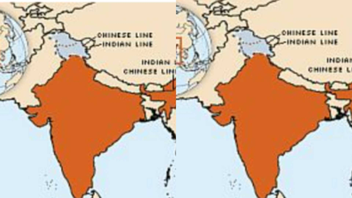 Wrong depiction of map on WHO website taken strongly by govt; disclaimer put: MEA