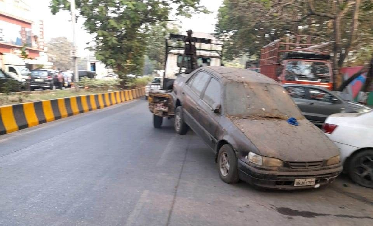 BMC asked to provide space for abandoned, scrap vehicles