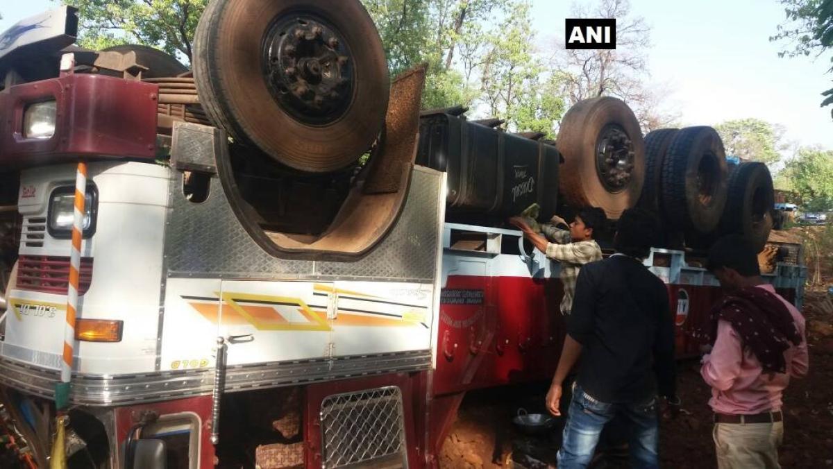 PM Modi condoles death of 15 labourers in truck accident in Maharashtra's Jalgaon