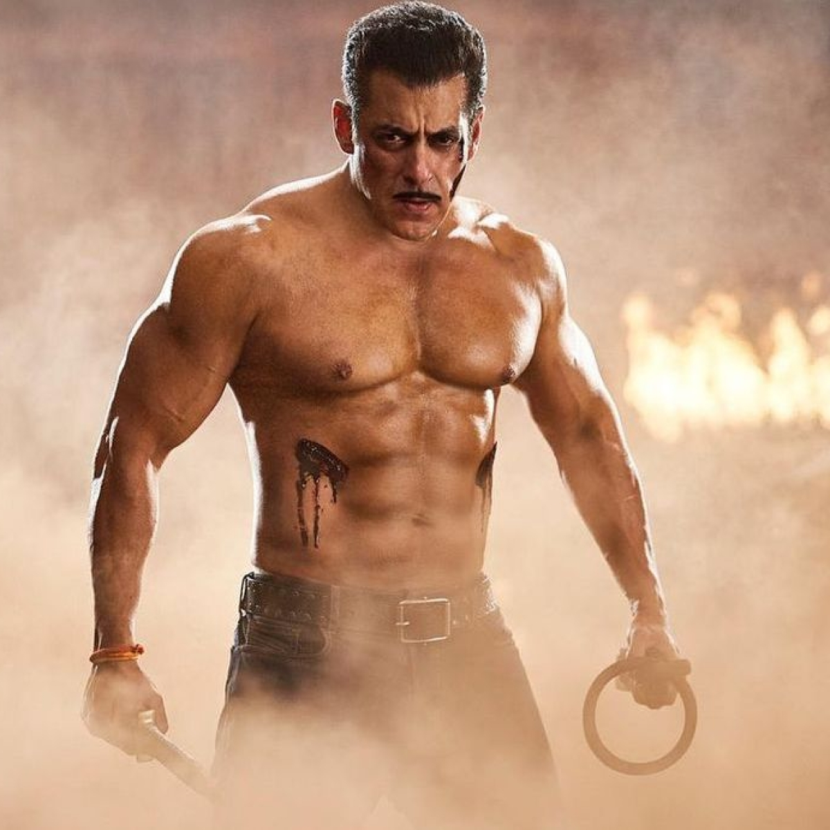 '3 films of mine are ready for release': Salman Khan