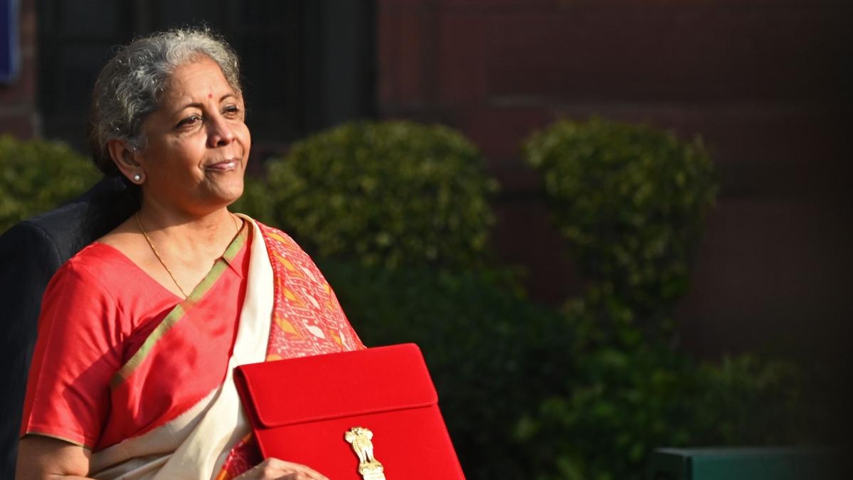 Nirmala Sitharaman/ File
