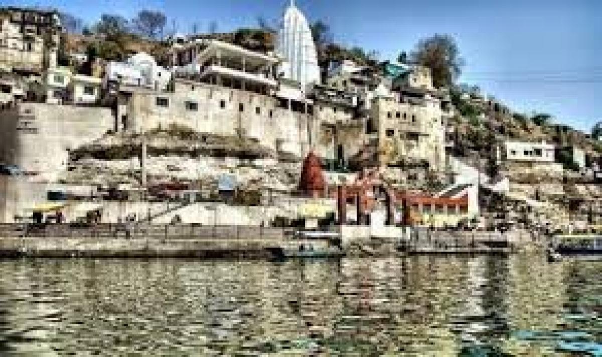 Madhya Pradesh: New ghat on Narmada bank in Omkareshwar to be built after late Nandkumar Singh
