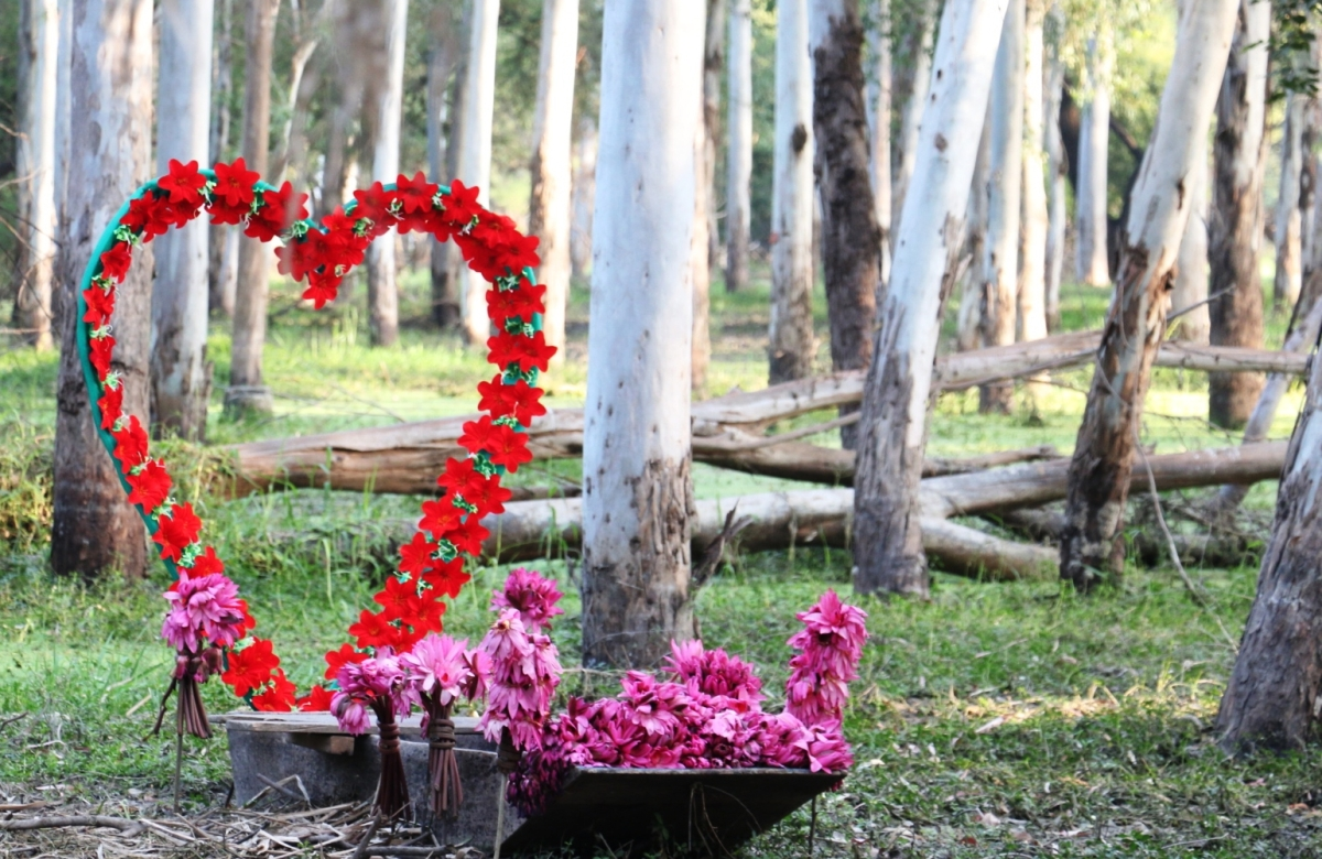Indore: Gulawat: Latest photo-shoot destination for weddings