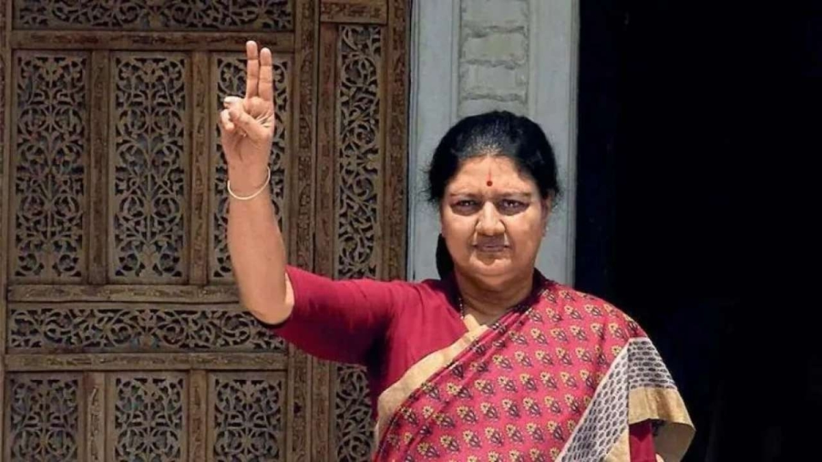 FPJ Edit: VK Sasikala's dramatic return  to Tamil Nadu after 4 yrs in jail, will alter poll calculations in the state