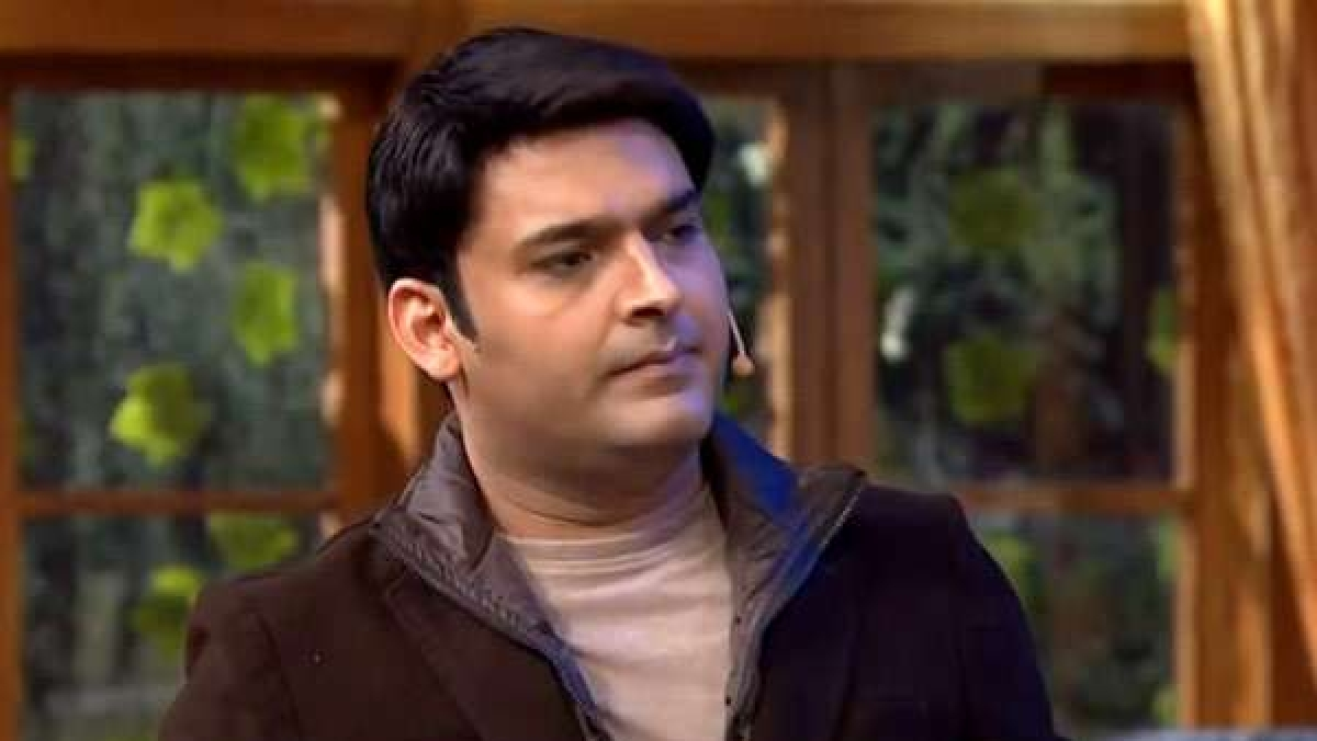 Watch: Kapil Sharma loses his cool at paparazzi, calls them 'ullu ke patthe'