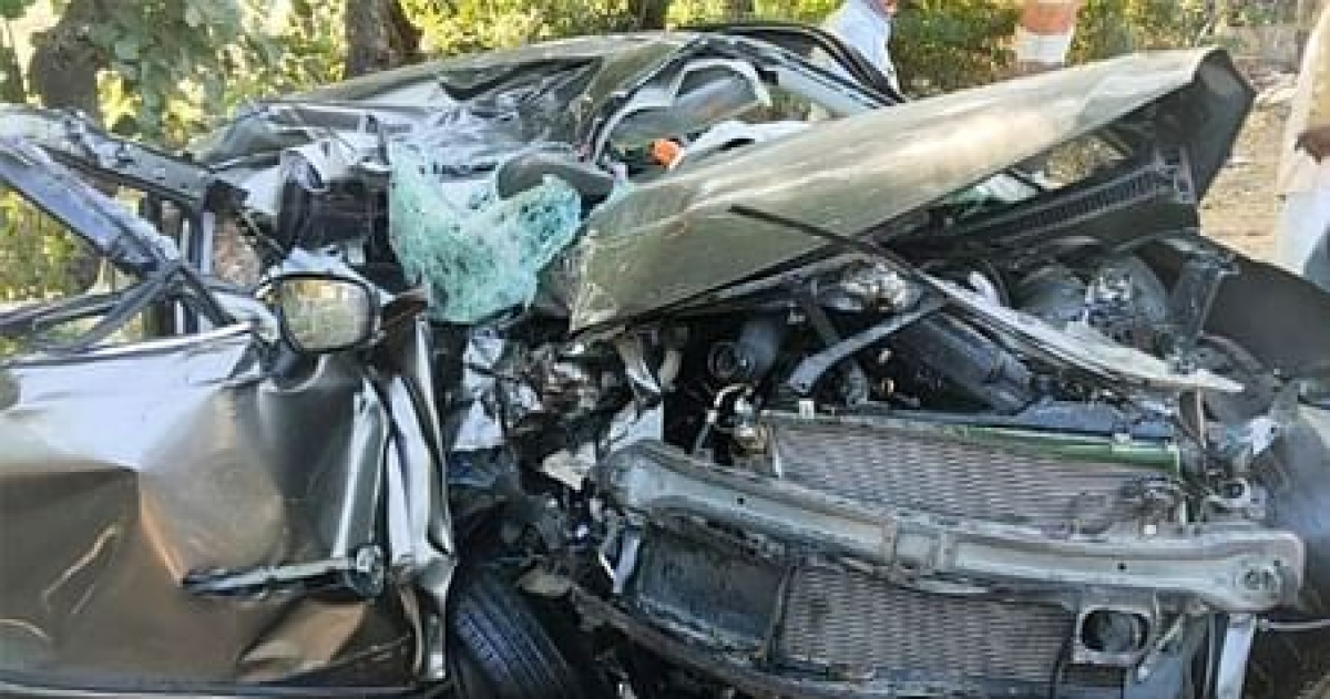 Four of family killed in accident in UP's Auraiya