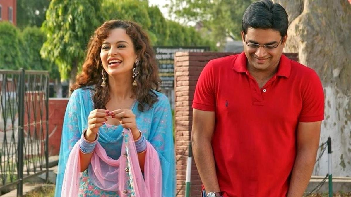 10 years of 'Tanu Weds Manu': Kangana says 'I became the only actress after Sridevi to do comedy'