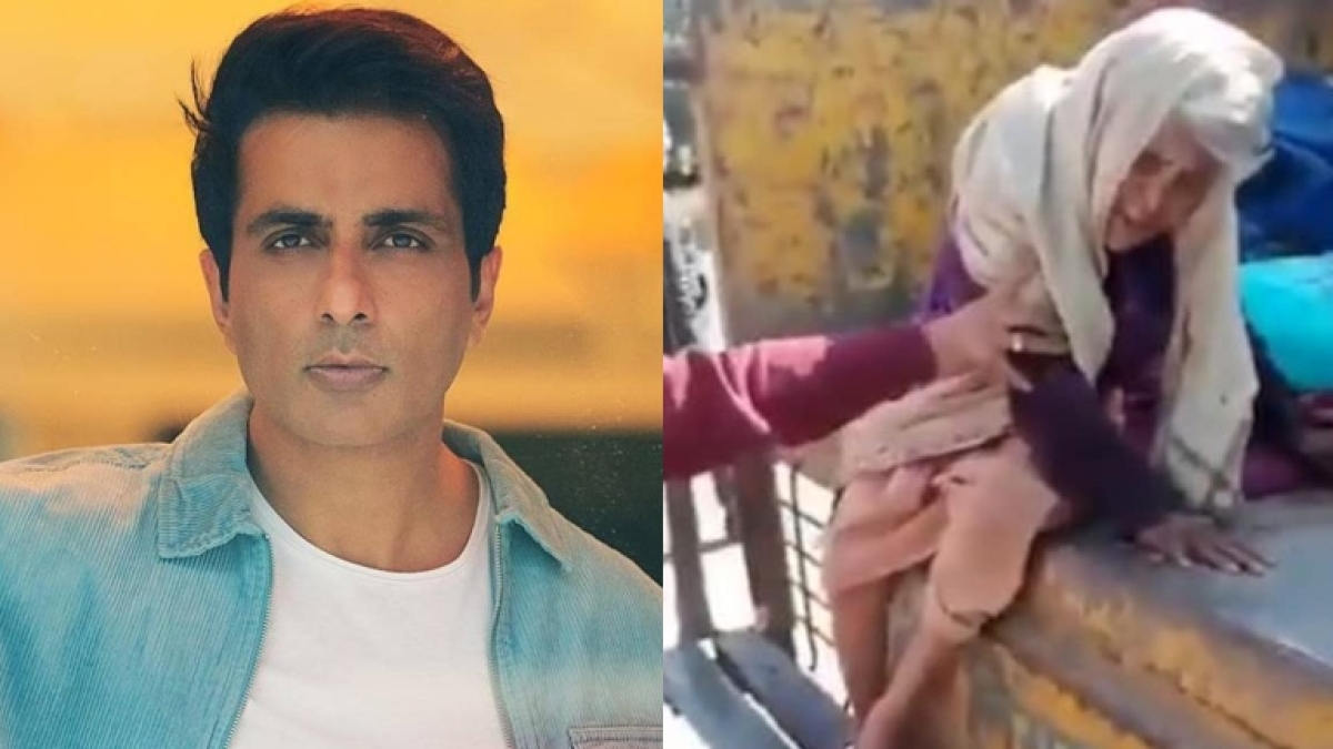 Sonu Sood to pitch in with residential accommodation for the elderly who were mistreated in viral video